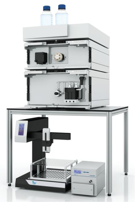 AZURA FPLC Bio-Pilot LPG, 100 ml/min