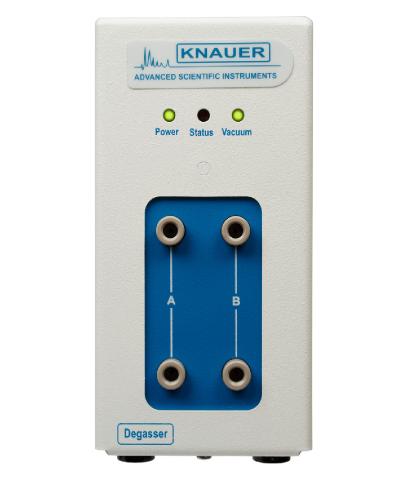 Smartline Semi-Prep 2-channel degasser