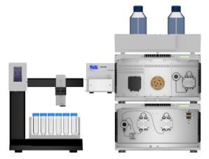 AZURA Multi Method FPLC System, 50 ml/min